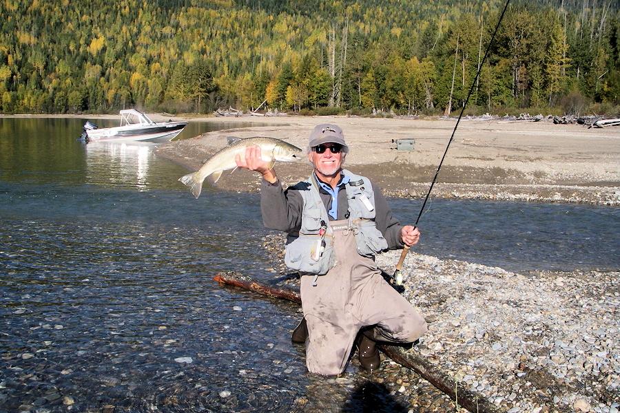 fishing quesnel lake